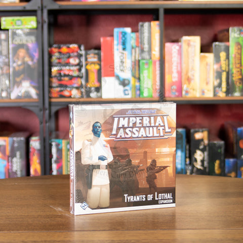 Star Wars: Imperial Assault - Tyrants of Lothal Campaign