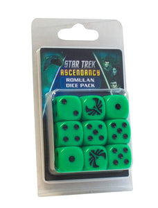 Star Trek: Ascendancy - Romulan Dice