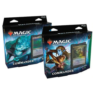 Magic: the Gathering - Kaldheim - Commander Deck Carton (6)