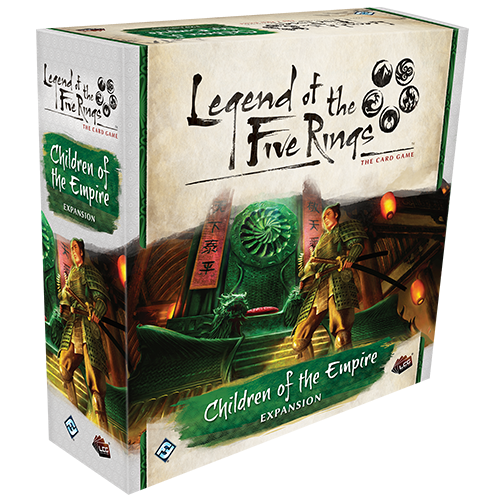 Legend of the Five Rings: LCG - Children of the Empire