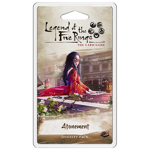 Legend of the Five Rings: LCG - Atonement