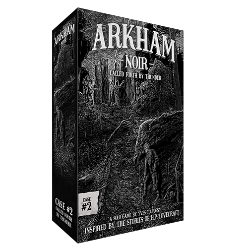 Arkham Noir 2: Call Forth by Thunder