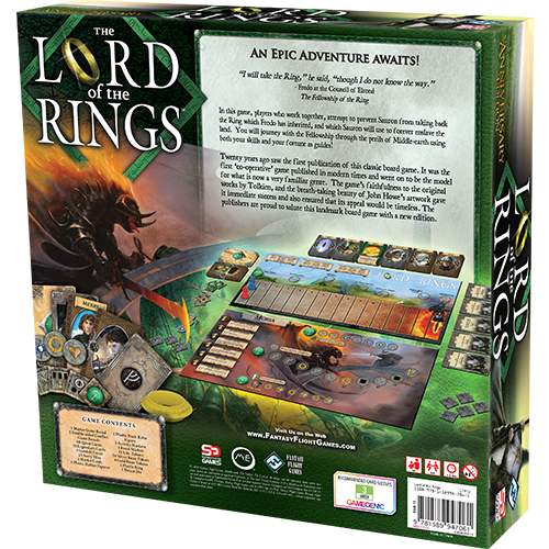 Lord of the Rings: Anniversary Edition