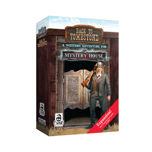 Mystery House - Back to Tombstone