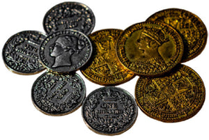 Nanty Narking - Victorian Metal Coins