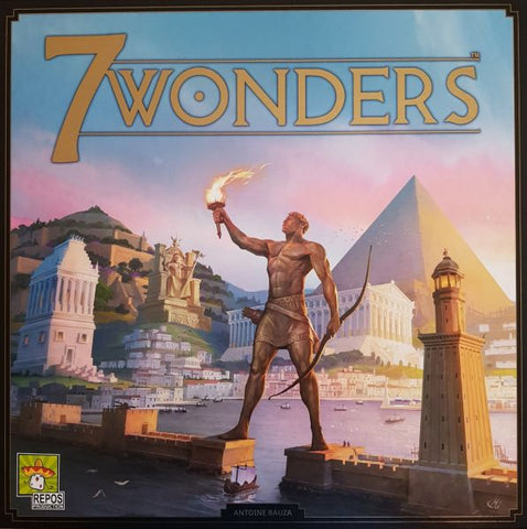 7 Wonders (Old Edition)