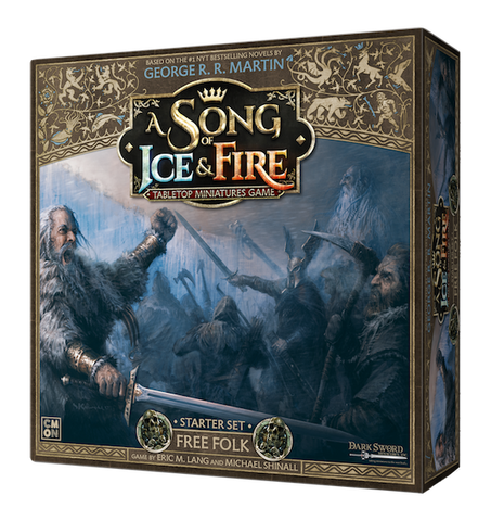A Song of Ice & Fire - Free Folk Starter Set
