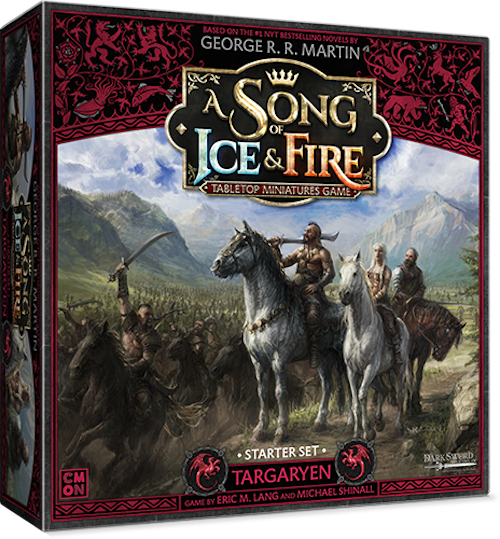 A Song of Ice & Fire - Targaryen Starter Set