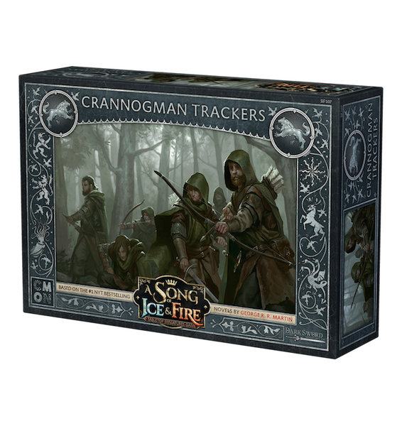 A Song of Ice & Fire - Stark Crannogman Trackers