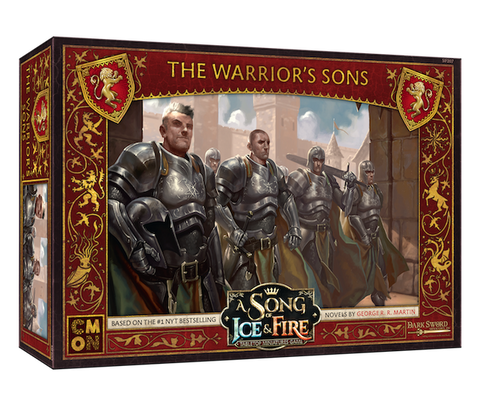 A Song of Ice & Fire - Lannister Warrior's Sons