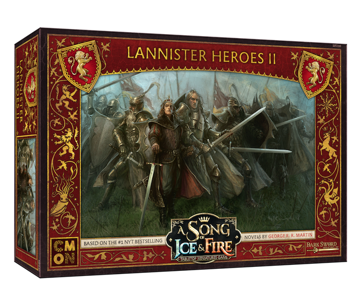 A Song of Ice & Fire - Lannister Heroes #2