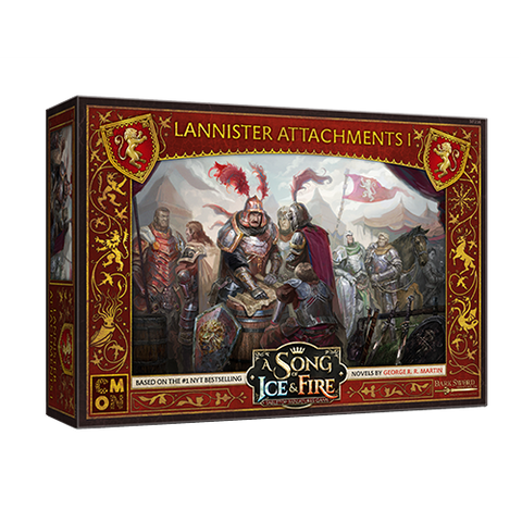 A Song of Ice & Fire - Lannister Attachments #1