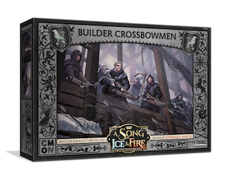 A Song of Ice & Fire - Night's Watch Builder Crossbowmen