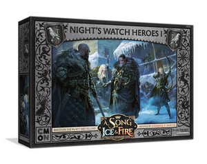 A Song of Ice & Fire - Night's Watch Heroes #1