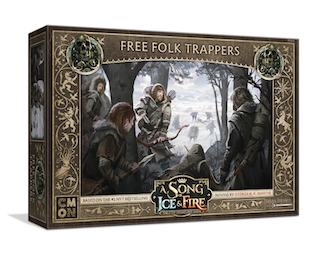 A Song of Ice & Fire - Free Folk Trappers