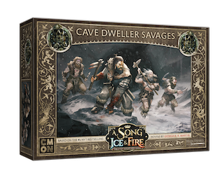A Song of Ice & Fire: Free Folk Cave Dweller Savages