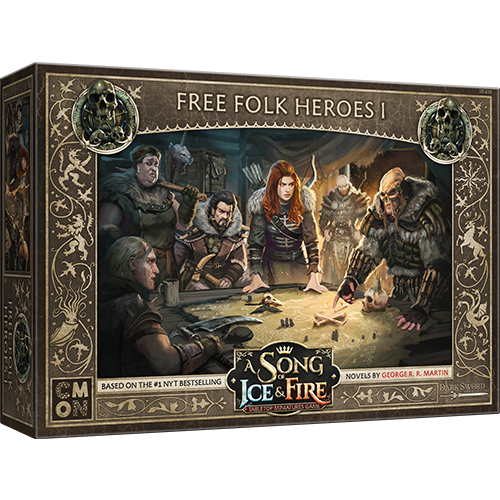 A Song of Ice & Fire - Free Folk Heroes #1