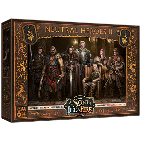 A Song of Ice & Fire - Neutral Heroes #2