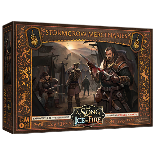 A Song of Ice & Fire - Stormcrow Mercenaries