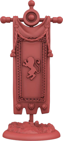 A Song of Ice & Fire - Lannister Deluxe Activation Banners