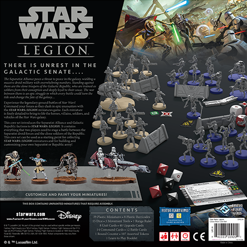 Star Wars: Legion - Clone Wars