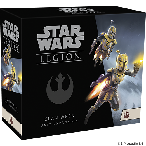 Star Wars: Legion - Clan Wren