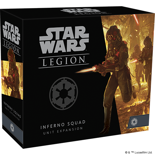 Star Wars: Legion - Inferno Squad