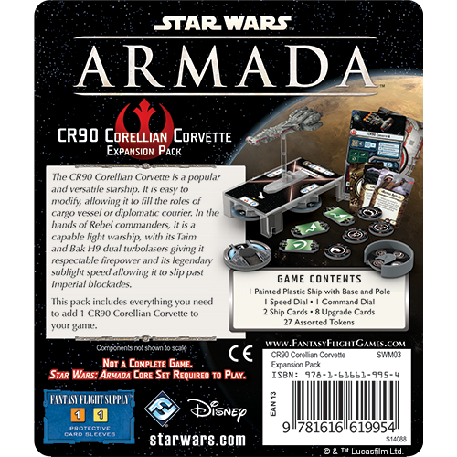Star Wars: Armada - Corellian Corvette