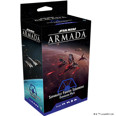 Star Wars: Armada - Separatist Fighter Squadrons