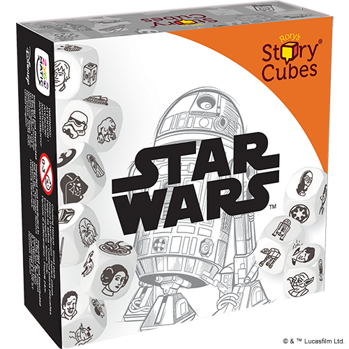 Star Wars: Rory's Story Cubes (Box)