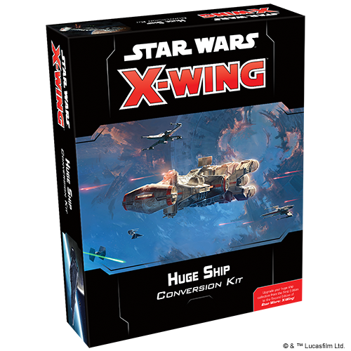 Star Wars: X-Wing 2nd Edition - Huge Ship Conversion Kit