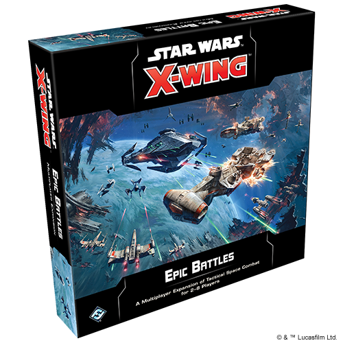Star Wars: X-Wing 2nd Edition - Epic Battles Multiplayer