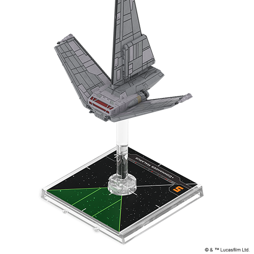 Star Wars: X-Wing 2nd Edition - Xi-class Light Shuttle