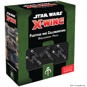 Star Wars: X-Wing 2nd Edition - Fugitives and Collaborators