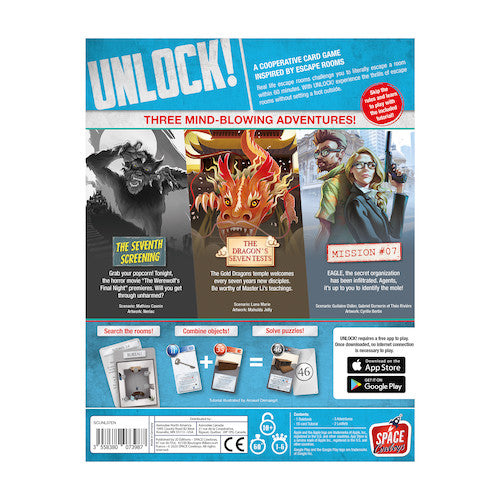 UNLOCK! Epic Adventures