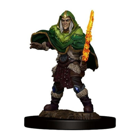 Icons of the Realms: Premium Figures - Elf Fighter Male