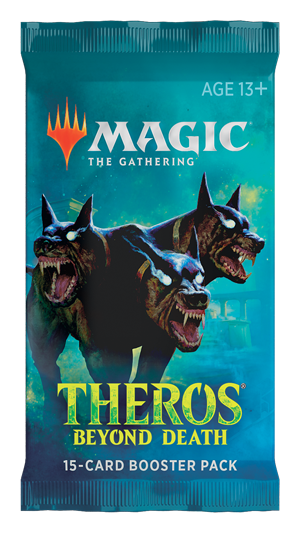 Magic: the Gathering - Theros Beyond Death - Booster Pack