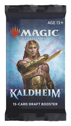 Magic: the Gathering - Kaldheim - Draft Pack