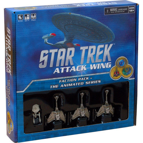 Star Trek: Attack Wing - Faction Pack: The Animated Series