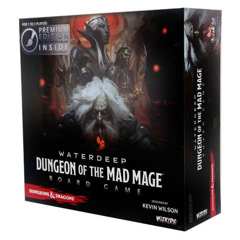 Dungeon of the Mad Mage - Premium Edition
