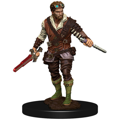 Icons of the Realms: Premium Figures - Human Rogue Male