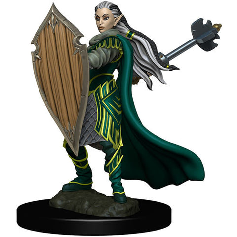 Icons of the Realms: Premium Figures - Elf Paladin Female