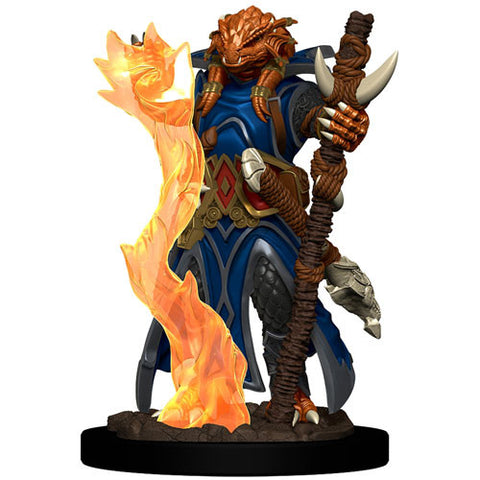 Icons of the Realms: Premium Figures - Dragonborn Sorcerer Female