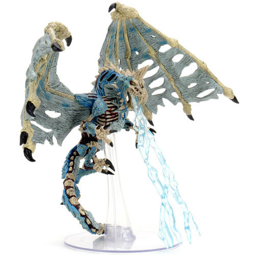 Icons of the Realms: Boneyard - Blue Dracolich