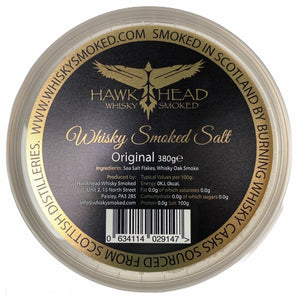 Original Whisky Smoked Salt