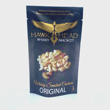 Load and play video in Gallery viewer, Whisky Smoked Original Cashews