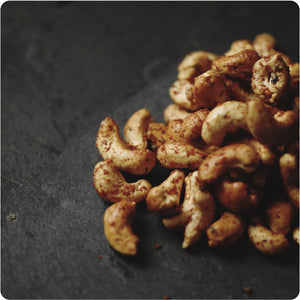 Whisky Smoked Firecracker Cashews