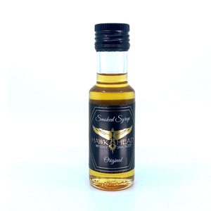 Whisky Smoked Syrup