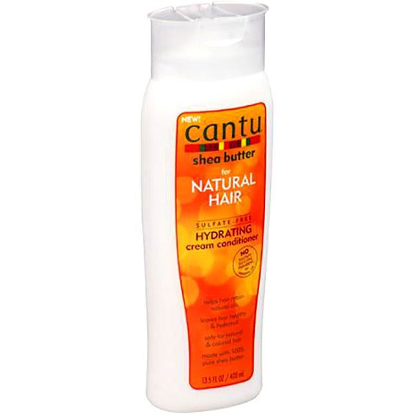 CANTU APRÈS-SHAMPOOING HYDRATANT KARITE - HYDRATING CREAM CONDITIONER.