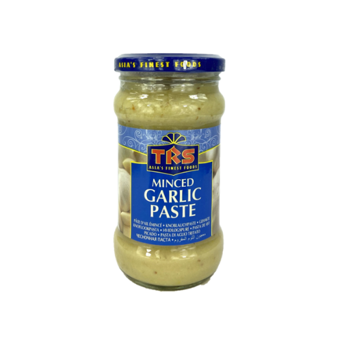 Pate d'ail TRS - Minced garlic paste 300Gr